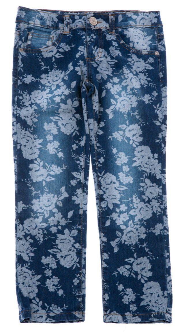 ΑΖ παιδικό εποχιακό παντελόνι τζιν «Miss Trendy»  €9,90