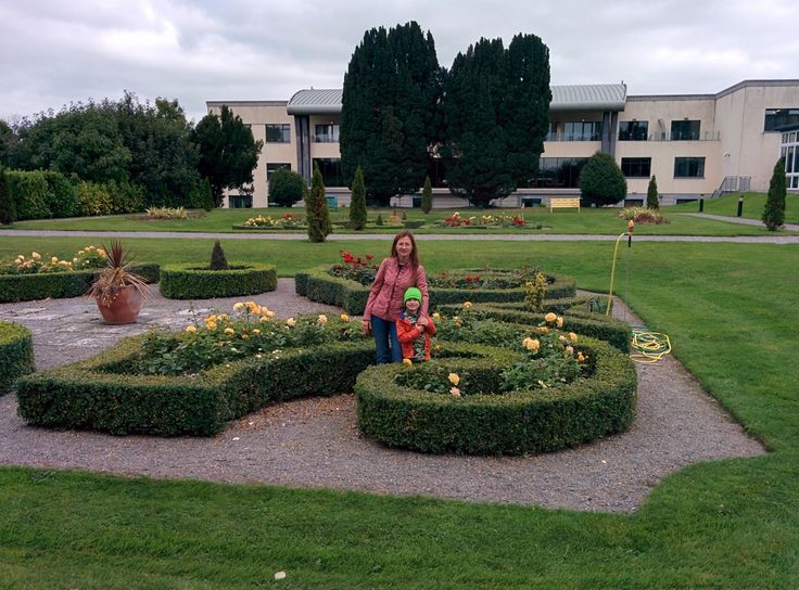 Week-end trip to Lyrath hotel, Kilkenny, Irealnd