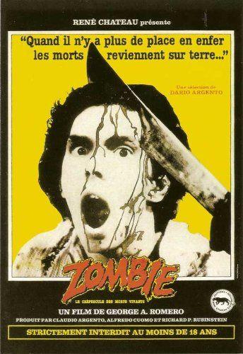 Dawn of the Dead Poster Movie Italian 11x17 David Emge Ken Foree Gaylen Ross Scott H. Reiniger Approx. Size: 11 x 17 Inches - 28cm x 44cm