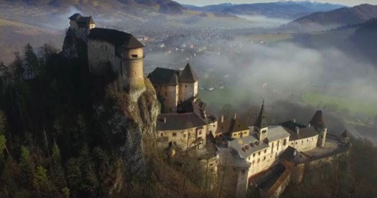 Na Slovensko tento mesiaczavítal známy americký kameraman, ktorý natočil ohromujúce video jedného z najkrajších miest našej krajiny a ukázal ho svetu. S touto hudbou v pozadí máte o nevšedný zážitok postarané!