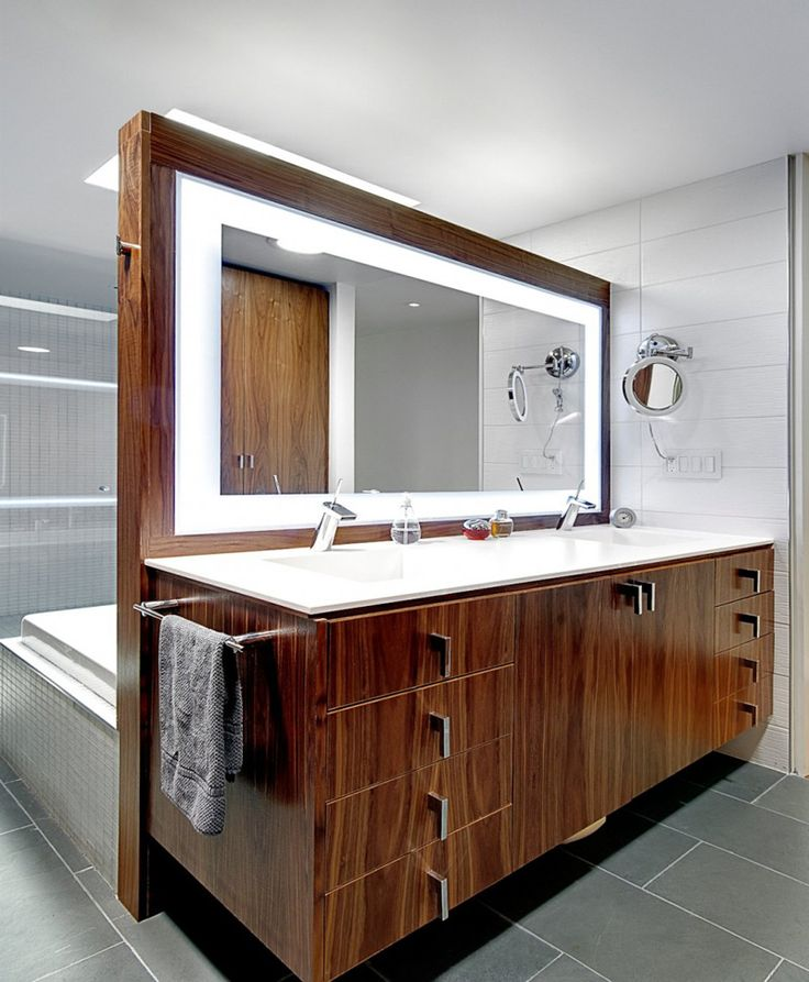 8 reasons why you should have a backlit mirror in your bathroom theyu0027