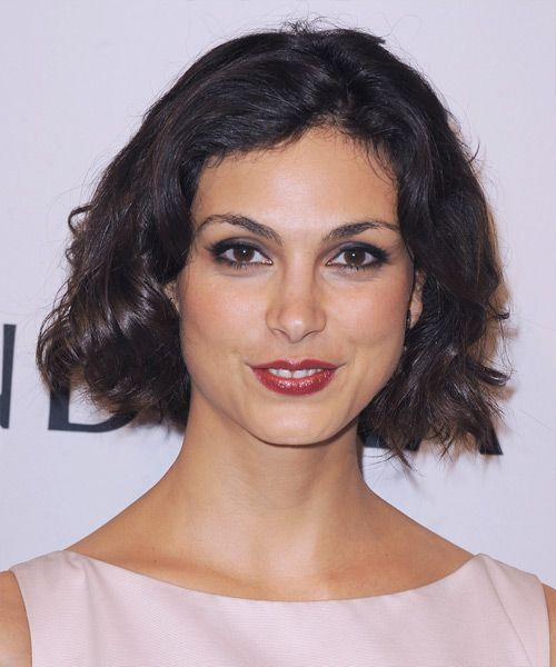 Morena Baccarin Hairstyle – Casual Short Wavy | Hairstyles 2014