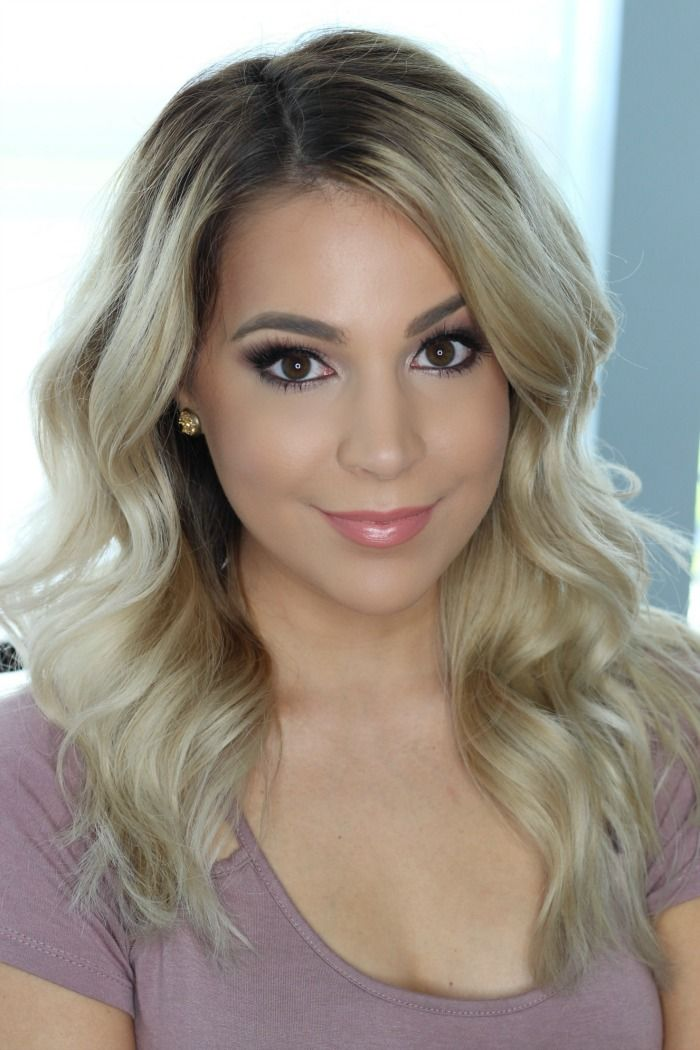 Summer Makeup Look using Tom Ford Nude Dip Tom Ford Spanish Pink Lipstick and By Terry Savannah Love Palette
