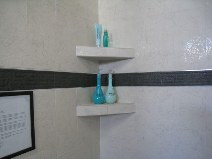 25 Best Shower Shelves Images On Pinterest Shower Shelves Bathroom Ideas And Bathrooms Decor
