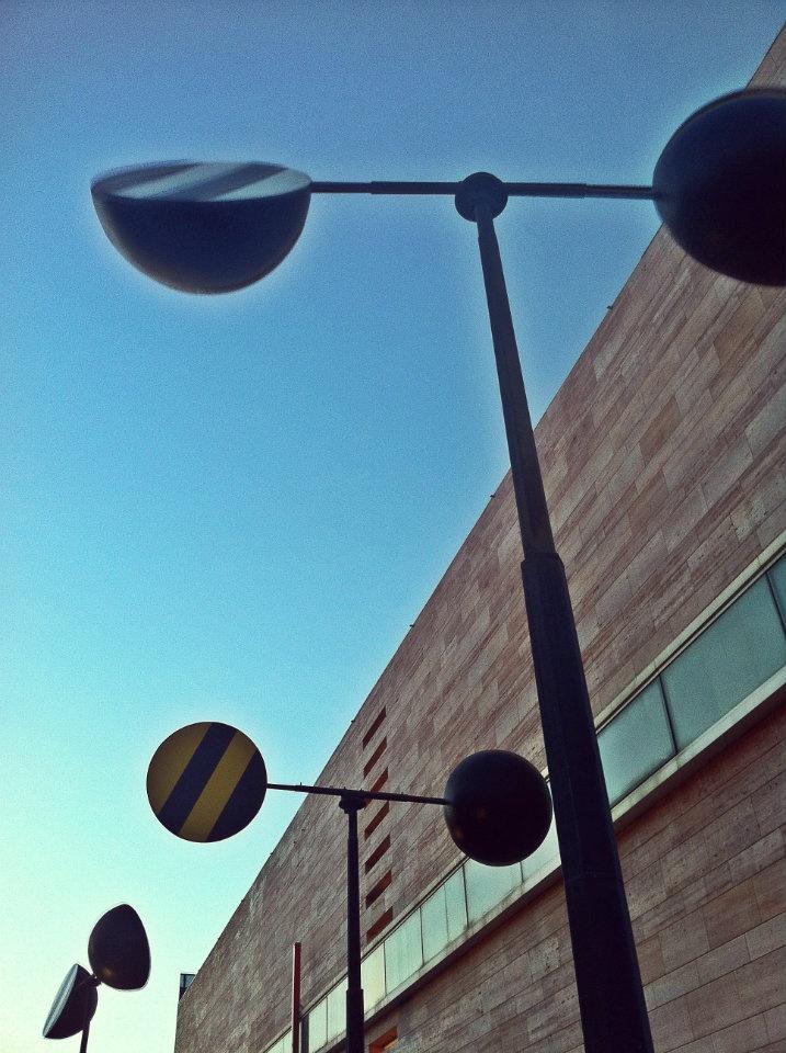 Walking Athens - Route 15 / Gazi