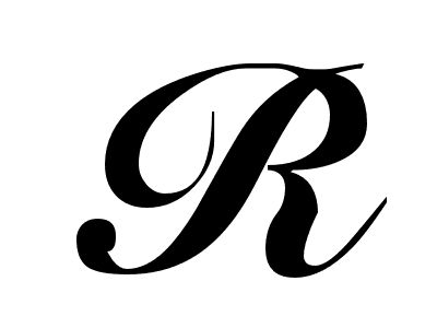 letter r alphabet design class final project ideas pinterest alphabet and letters. Black Bedroom Furniture Sets. Home Design Ideas