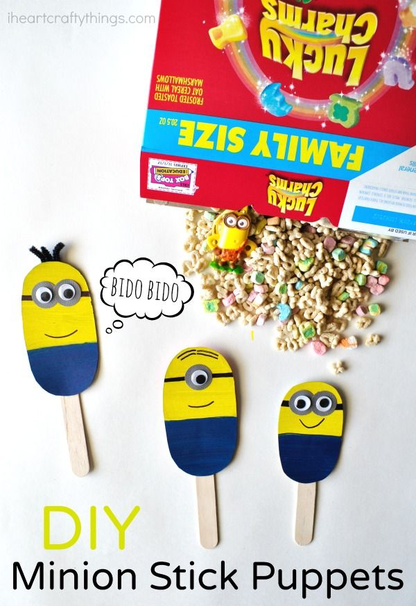 39 best Minions images on Pinterest | Birthdays, Crafts for kids and ...