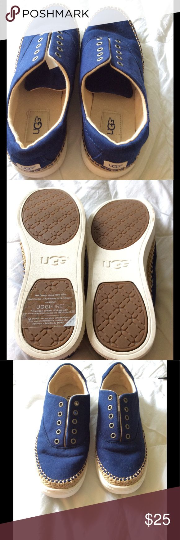 ugg sneakers without laces