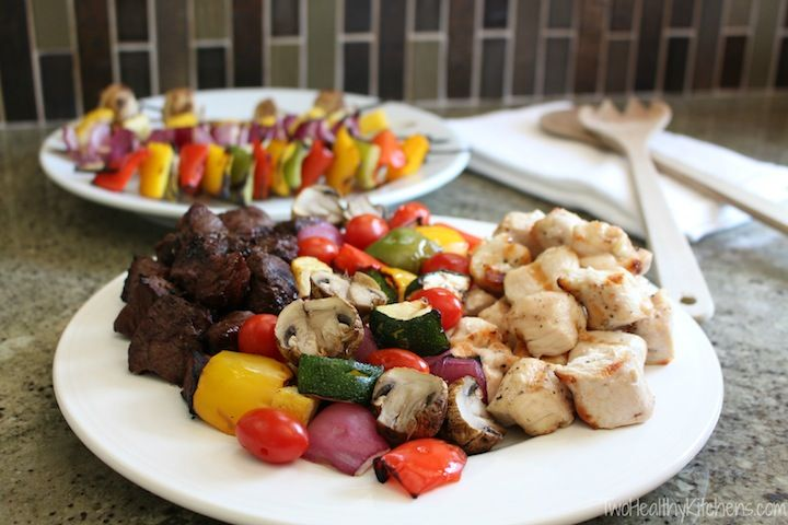 The Secret to Perfect Shish Kabobs | Two Healthy Kitchens
