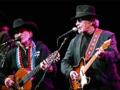 Merle Haggard & Willie Nelson - All The Soft Places To Fall---This song was written by Leona Williams, Merle's wife at the time.
