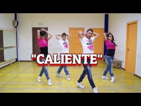 """Joey&Rina """" Caliente """"    Impara i Passi    Balli di Gruppo 2014 Line Dance"""
