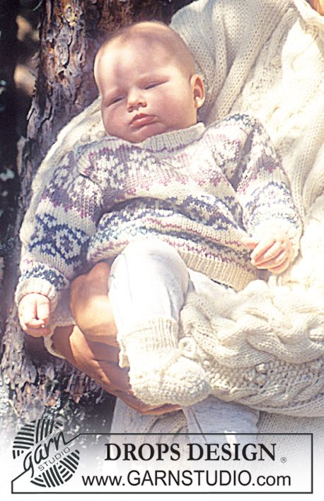 29 best X trui Fair Isle baby images on Pinterest | Patterns ...