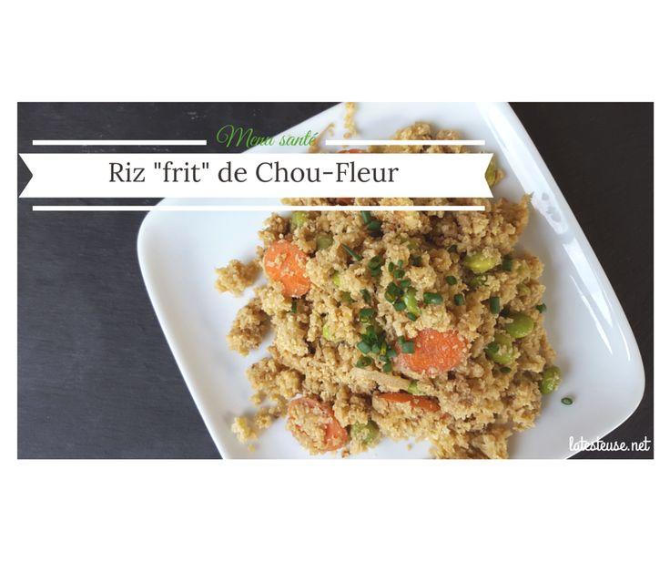Avez-vous déjà essayé le riz de chou-fleur? C'est super simple et tellement bon! J'ai remanier ma recette traditionnelle en version plus santé. C'est d'ailleurs cette recette-ci que je présente dans mon dernier vidéo 1 journée 21 day fix. Voici ce que ça donne :) Riz « frit » de chou-fleur à l'asiatique (pour 4 portions) Ingrédients 1 …