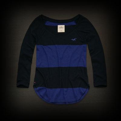 ホリスター レディース Tシャツ Hollister Jack Creek Tee ニット Tシャツ-アバクロ 通販 ショップ #ITShop