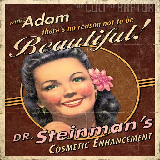 Dr. Steinman's ad - Bioshock