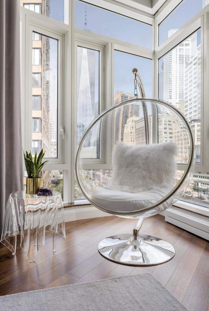 Battery Park City beautiful apartment designed by Lo Chen Design - CAANdesign
