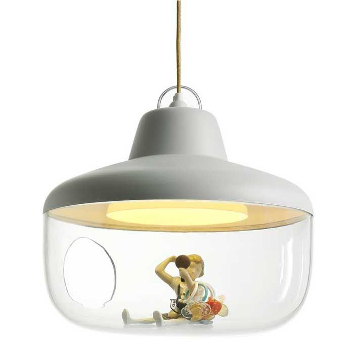 FAVOURITE THINGS - Lampada a sospensione bianca