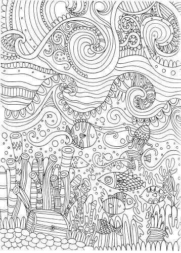 The Art Of Mindfulness Happy And Engerized Colouring Book Adult ColoringColouringColoring BooksAnti StressZentanglesMindfulnessDoodleThe