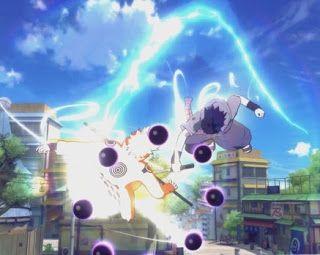 GIOCO NARUTO ULTIMATE NINJA STORM 4 PER PS4 E XBOX ONE - VIDEO TRAILER E RECENSIONE