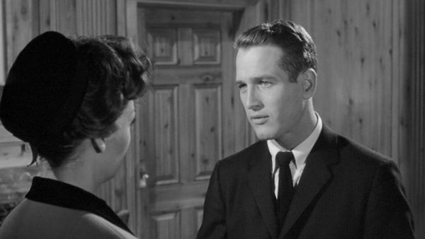The Young Philadelphians (1959). Aside from Paul Newman's incredible handsomeness, this is still a great film.