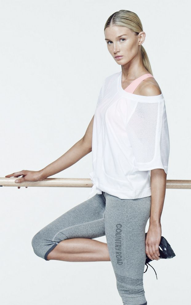 Country Road Active || The perfect combination of form and function, we're bringing a fashion edge to high performance activewear. www.countryroad.com.au/active