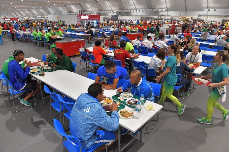 【リオデジャネイロ小林悠太】リオデジャネイロ五輪に出場する選手らが暮らす選手村の内部が2日、報道陣に公開された。広大な敷地の中…