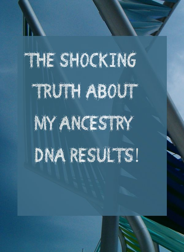 The Shocking Truth About My Genealogy DNA Test Results [LivingWithBeth]