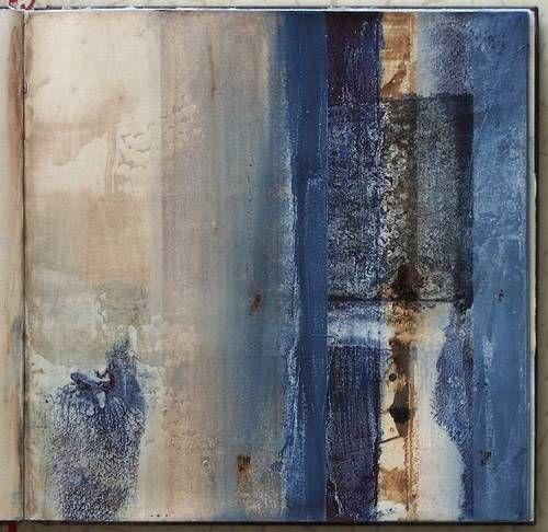 I'm searching IV, carnet de travail, Élisabeth Couloigner #mixed_media #sketchbook