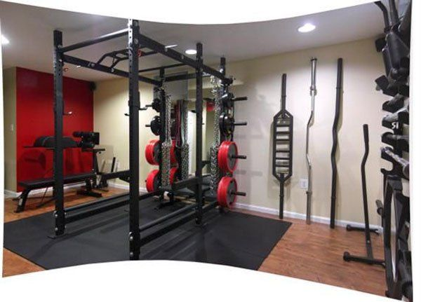 Inspirational garage gyms ideas gallery pg rogues