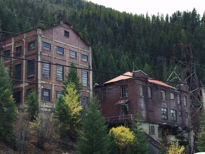 Visit These 8 Creepy Ghost Towns In Idaho At Your Own Risk