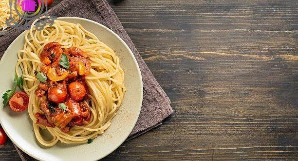 سباغيتي بكرات اللحم بالصلصة الحمراء موقع طبخة How To Cook Pasta Cooking Recipes