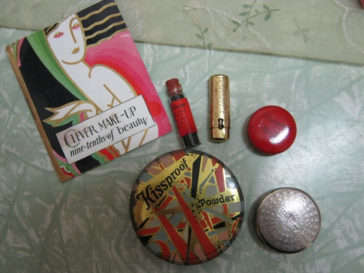 1000 Images About Pretty Please Vintage Makeup Hair And Beauty On Pinterest Powder Rita
