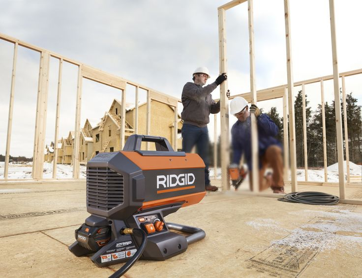 A Cordless Propane Heater and More New Tools From Ridgid | Tools of the Trade | Cordless Tools, RIDGID Professional Tools