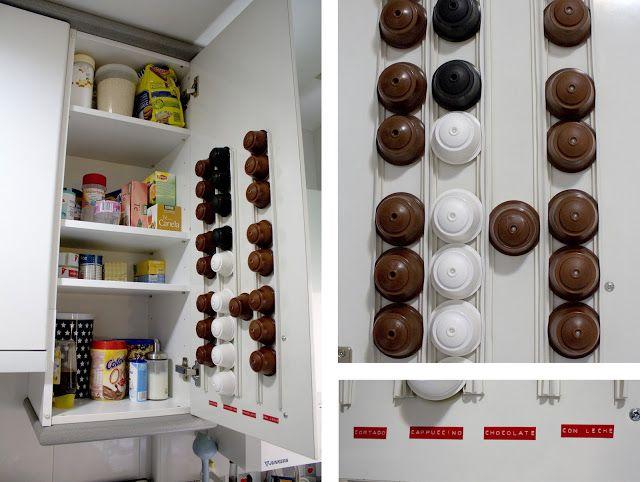 dolce gusto capsule dispenser coffee pinterest. Black Bedroom Furniture Sets. Home Design Ideas