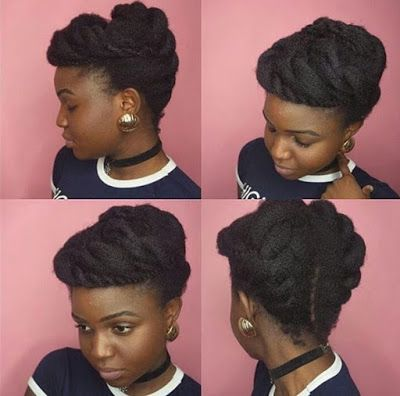 protective styles for 4c hair 17 best images about braided twisted loc d and lovely 1125