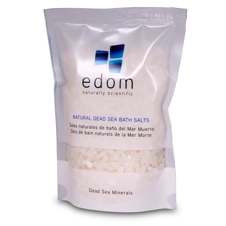 Enjoy a remarkably revitalizing experience with mineral-rich bath salts from the Dead Sea.The Dead Sea Bath Salts are known worldwide for their exceptionally invigorating, beautifying and purifying properties. The minerals relax tired muscles, re