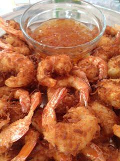 Delicious Gluten Free Coconut Shrimp