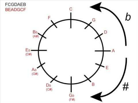 blank circle of fifths worksheet pdf