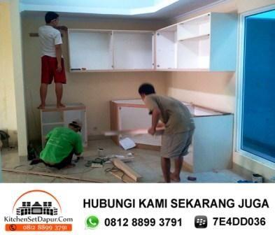 Jasa Bikin Kitchen Set Depok Hub 0812 8899 3791 BB 7E4DD036: JASA PEMBUATAN KITCHEN SET
