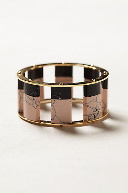 Carrara Bracelet #anthropologie
