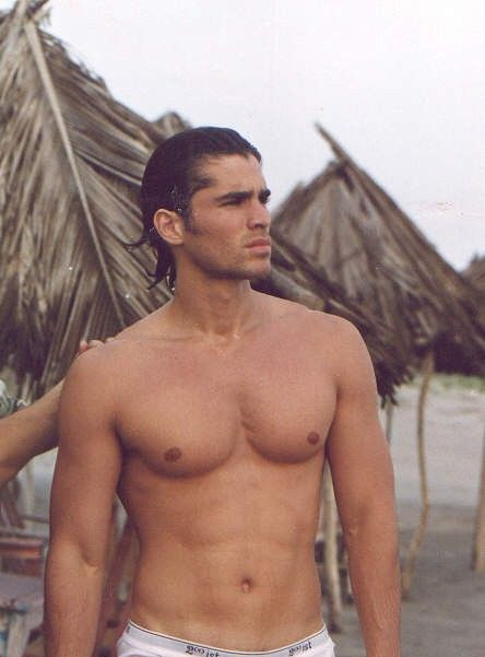 @Rachel Weber he is hispanic too . . . might list might need to be extended to 4.Eduardo Verastegui