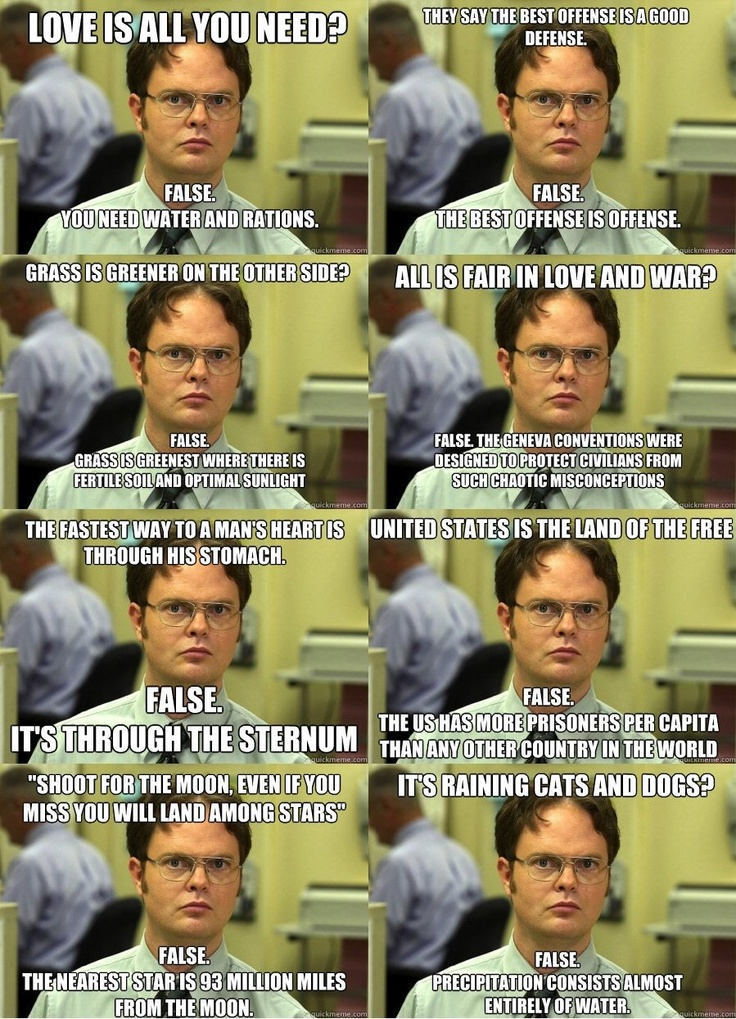 Dwight Dwight Dwight <3Funny Things, Quotes, Random Things, Bottom Left, The Offices, Funny Stuff, Favorite, So Funny, Dwight Theoffice