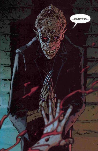 """Vampire The Masquerade - Nosferatu ""Skin Deep"" """