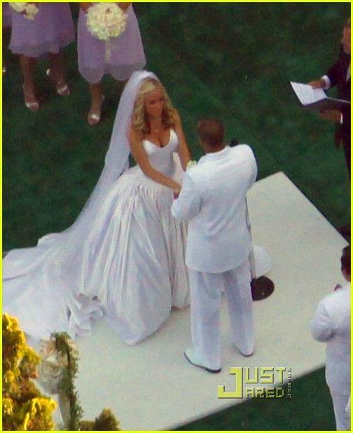 Kendra Wilkinson Photos Wedding At Playboy Mansion