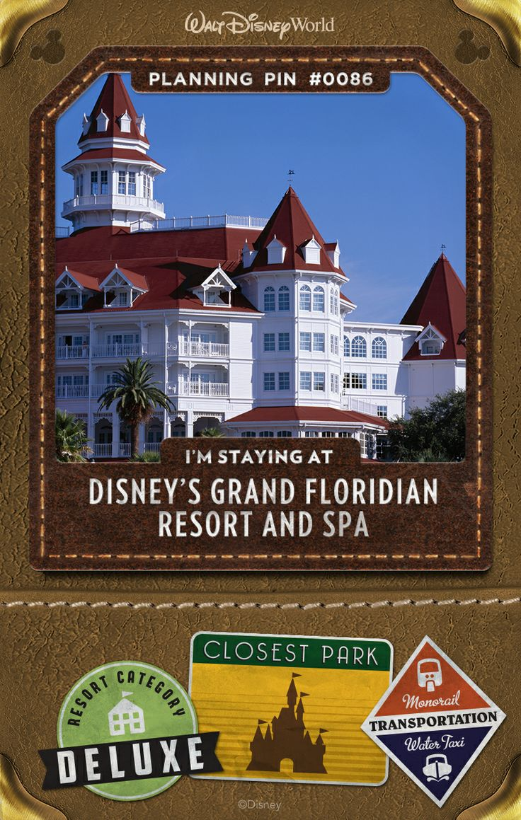 Grand Floridian Resorts