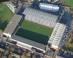 Turf Moor Stadium - Burnley FC from Football.co.uk