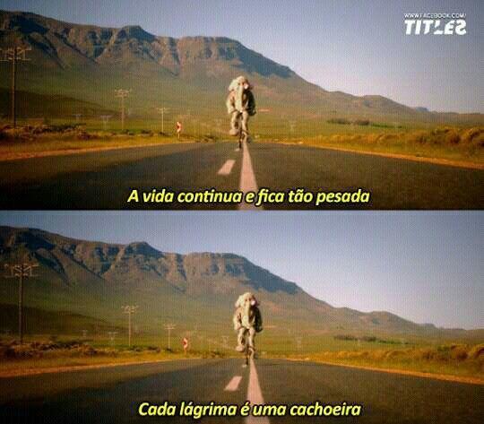 Trechos de músicas // Coldplay