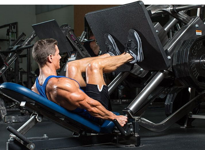BODYBUILDING.com 5 Leg Workouts For Mass