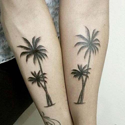 Tattoo Designs Palm Tree: 25+ Best Ideas About Palm Tree Tattoos On Pinterest