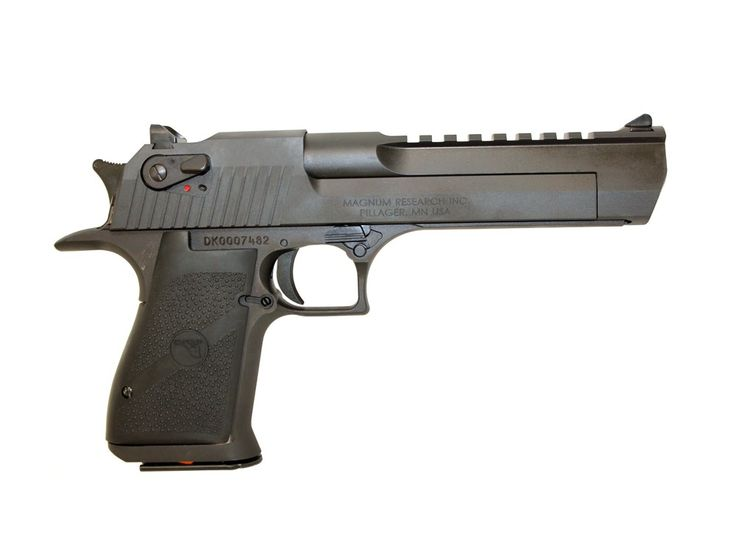 Wolverine Supplies - Online Gun Store | Product Details | Magnum Research Mark XIX Desert Eagle .50 AE 6""